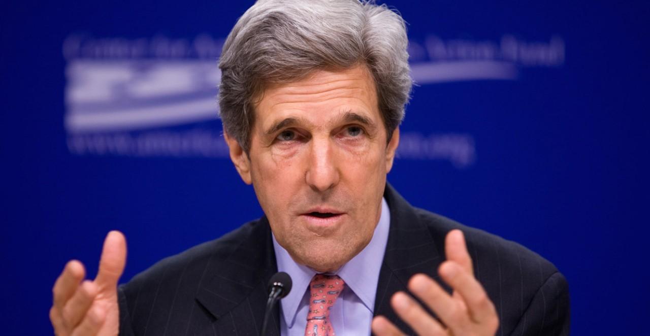 Керри позвал Обаму в Хиросим…
