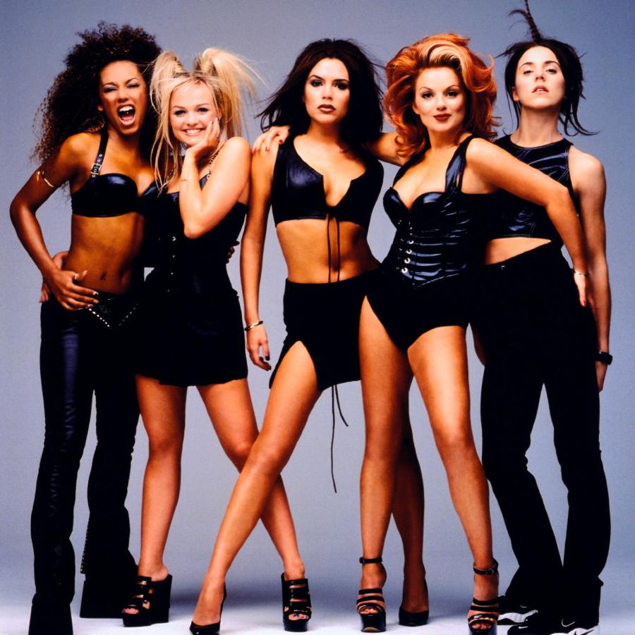 S sexy female music group m girls fishel