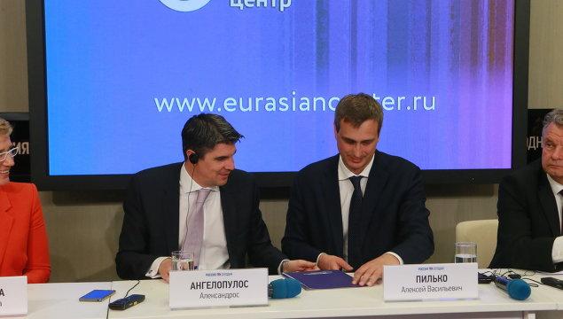 Греческий бизнес присматривается к ЕАЭС. Видео