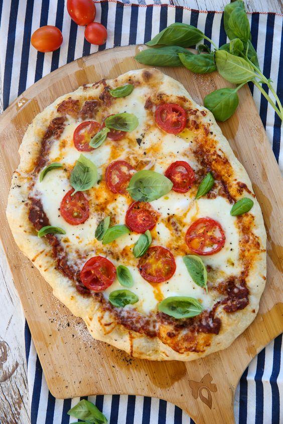 Пицца наполетано