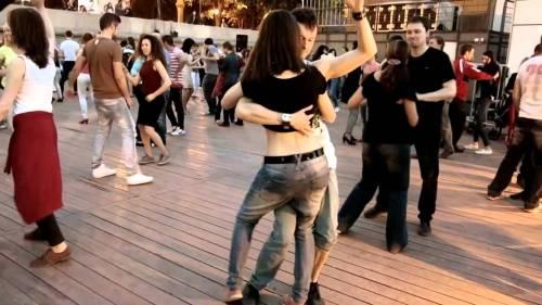 Латиноамериканские клубные танцы. Бачата