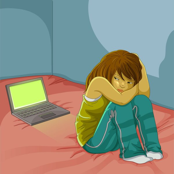 Травля наших детей в интернете