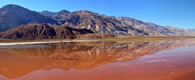 Озеро Натрон — самое горячее озеро планеты авиатур