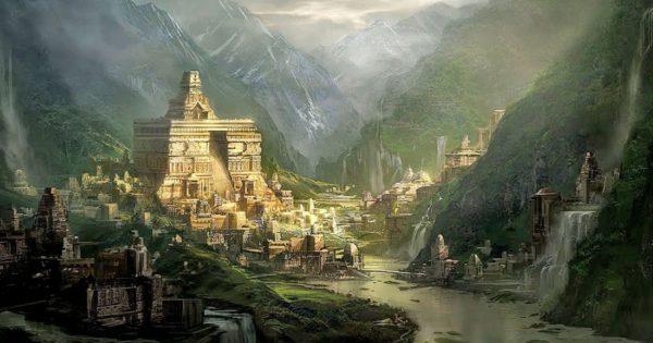Самые интересные, сказочные и фантастические места нашей планеты
