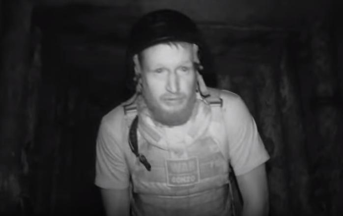 Интербригада «Пятнашка» готовится воевать из под земли