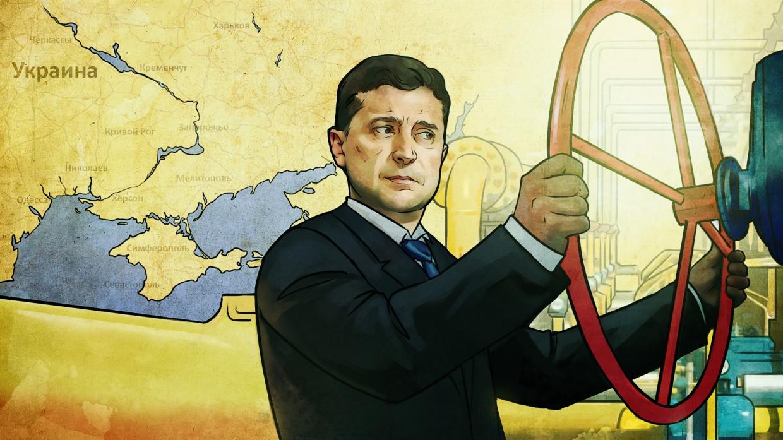 Экс-премьер Украины: у Киева нет денег на поддержку ГТС Политика