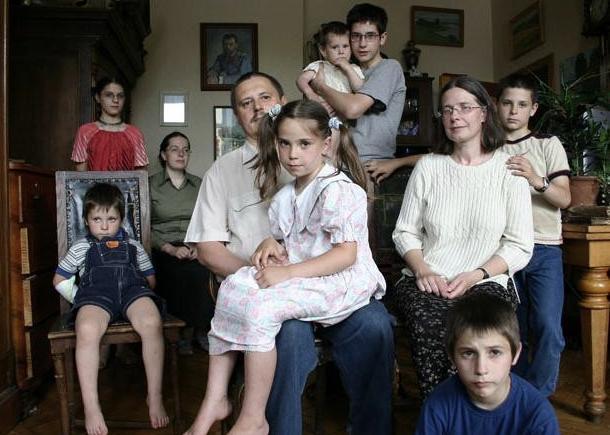 «Плодить Нищету?» …Нас, маленьких детей, купали в оцинкованных корытах на общей кухне.
