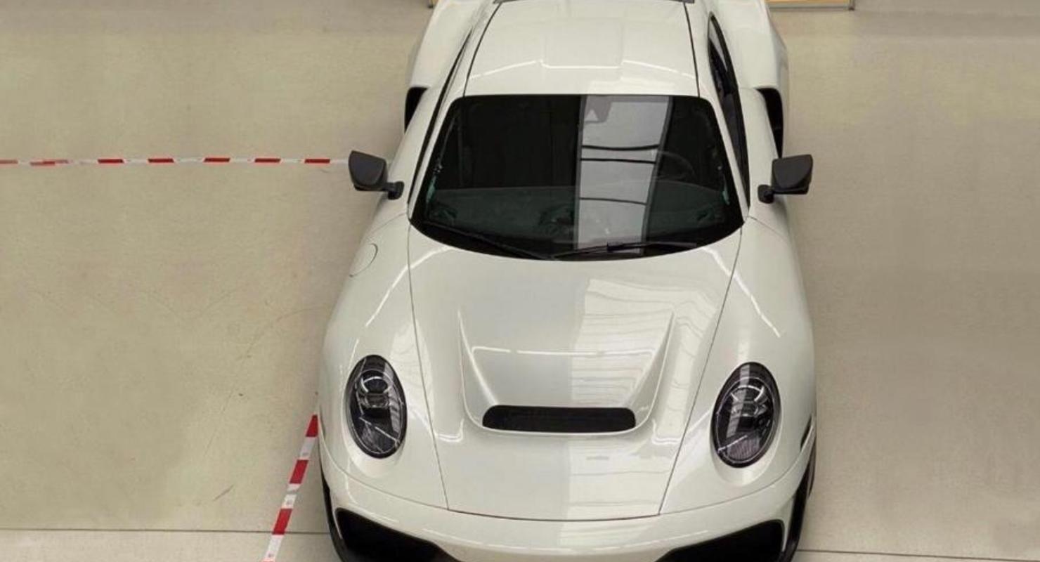 Раскрыта внешность преемника «раллийной» версии Porsche 959 Автомобили