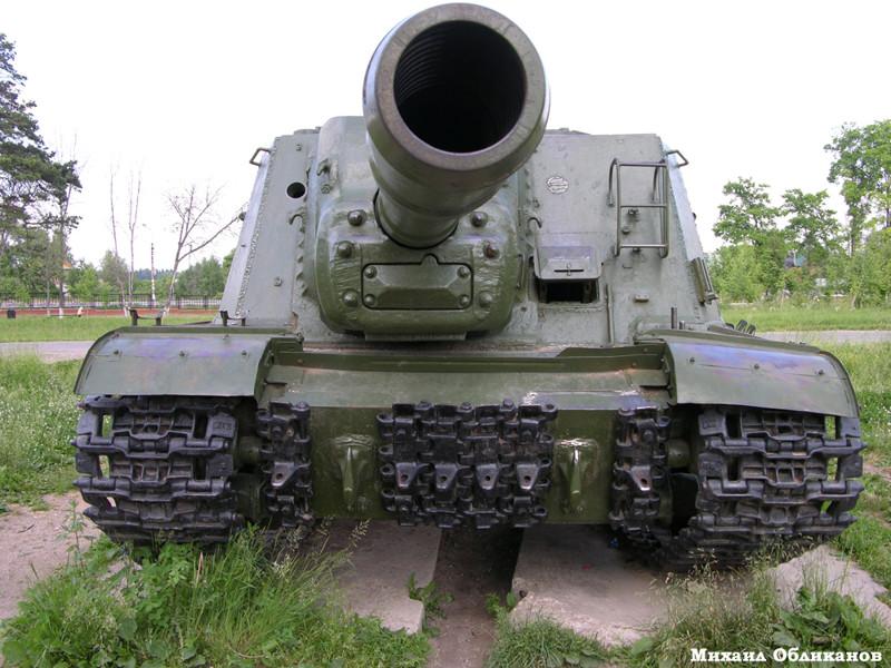 ИСУ-152 после войны