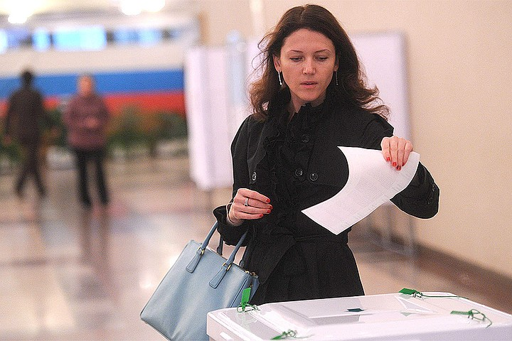 Выборы-2018: В Москве открылись избирательные участки