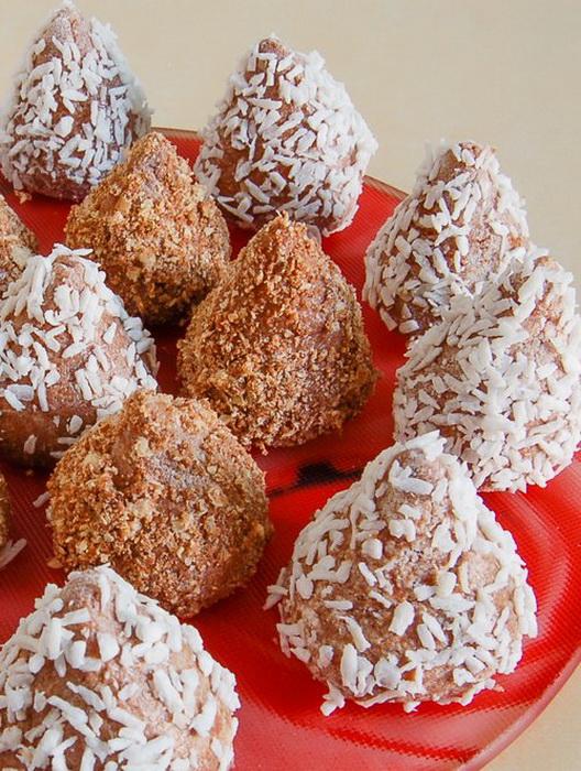конфеты из смеси фото рецепт леса, граница
