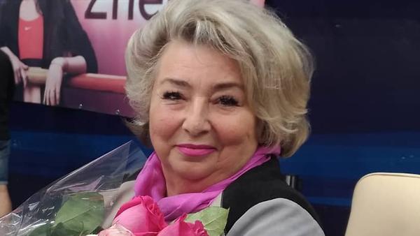 Татьяна Тарасова выступила в…