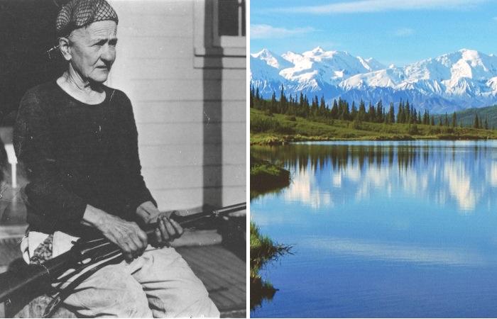 Фанни Квигли – отчаянная повариха Аляски, которая охотилась на медведей и варила пиво