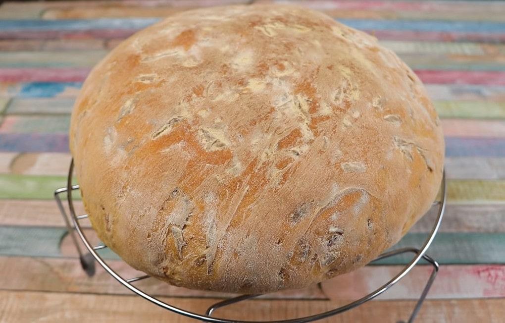 Вкуснейший домашний хлеб с секретным ингредиентом: вам точно понравится