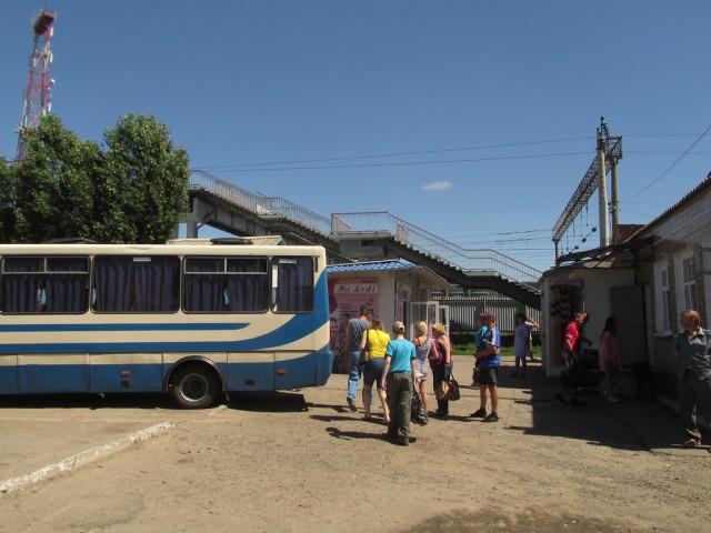 Россия, через дорогу - Украина. Как живут в двойном посёлке Чертково - Меловое