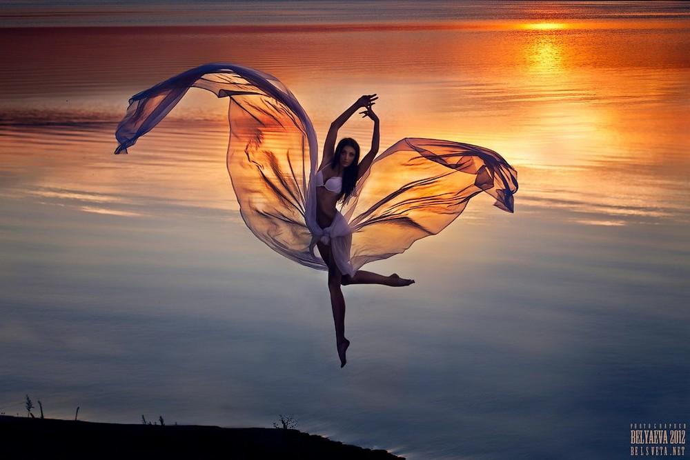полет любви картинки красивые