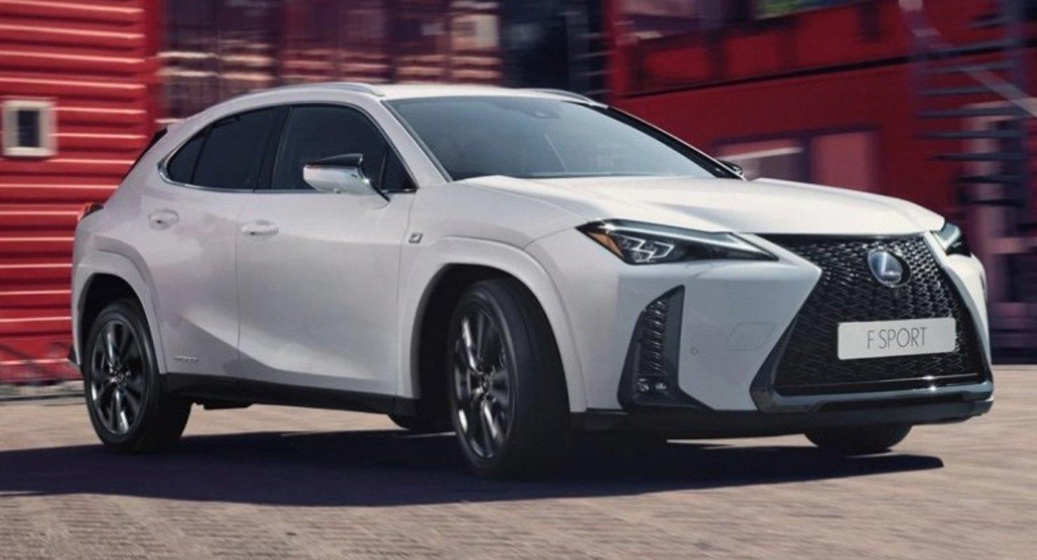 Обновленный Lexus UX 250h 2022 года появился в продаже с улучшениями Автомобили