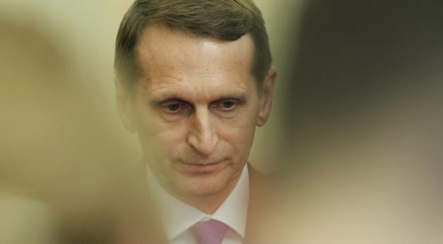 Лидер демократов в Сенате США хочет узнать, с кем встречался Нарышкин во время визита
