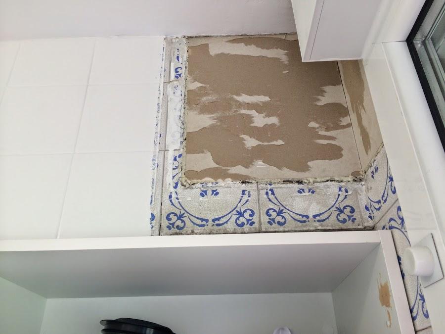 Семья решила сделать ремонт на кухне самостоятельно и не прогадала!