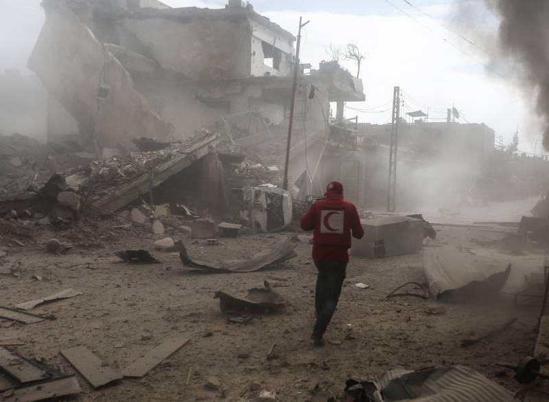 Сирийская оппозиция согласил…