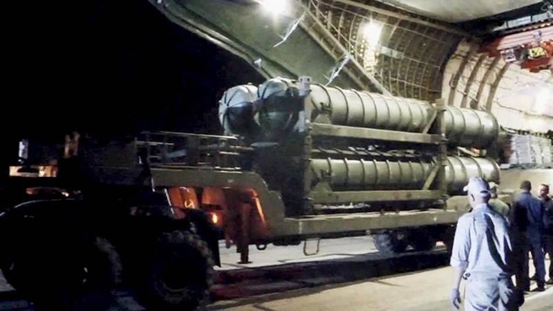 В Сирию поставлены усовершенствованные С-300