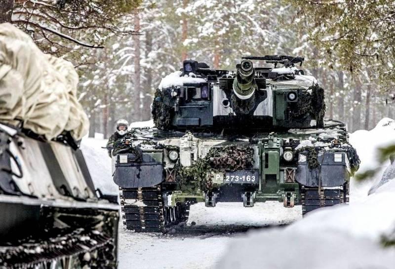 Милитаристская возня у границ: Скандинавия провоцирует Россию на ответ новости,события