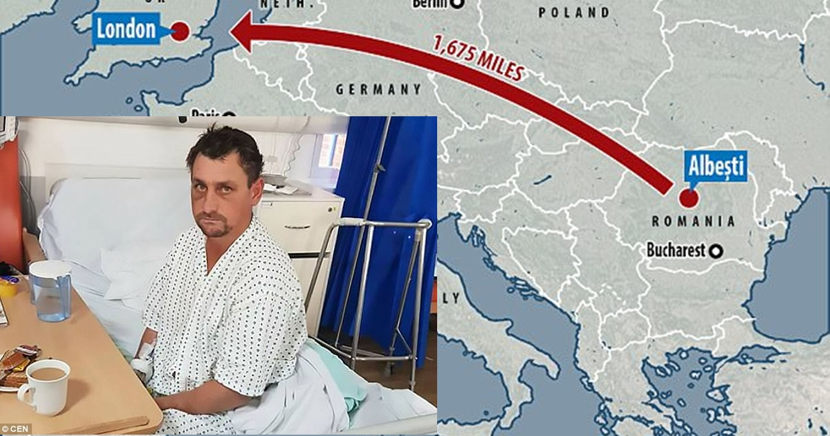 Круче, чем ″Ирония судьбы″! Румын напился в родной деревне - и проснулся за 2700 км в Лондоне!