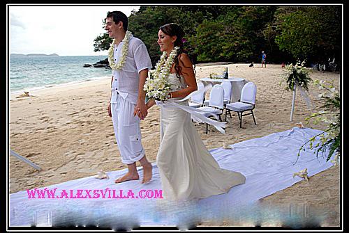 Свадьбы в Таиланде