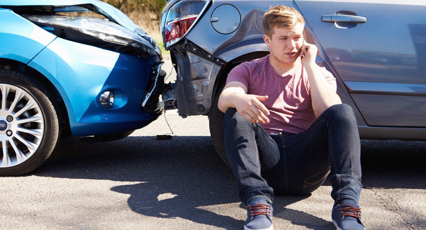 Водителя обвиняют в несуществующей аварии — что делать? Автомобили