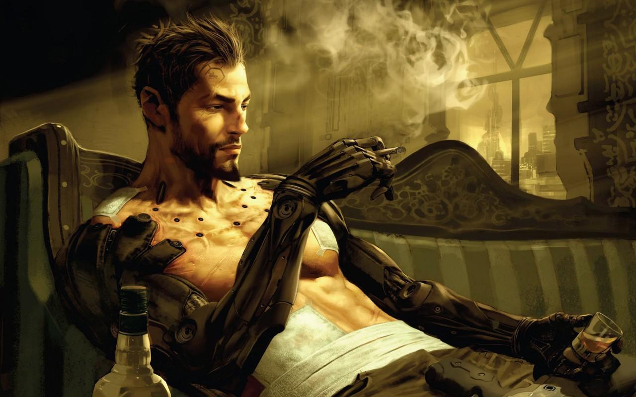 Deus Ex: Mankind Divided продается в Steam за 97 рублей