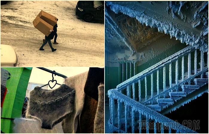 17 жизненных фотографий, демонстрирующих, как в реальности выглядит зимняя сказка