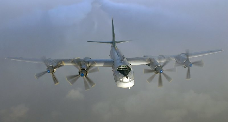 Первый Ту-95МСМ собрали вРоссии