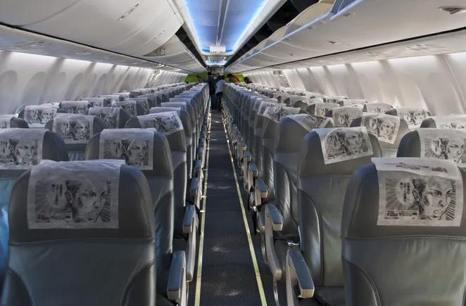 Научный подход: где в самолёте самое безопасное место?
