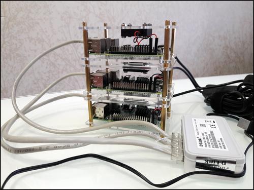 Красноярский пятиклассник собрал миниатюрный суперкомпьютер