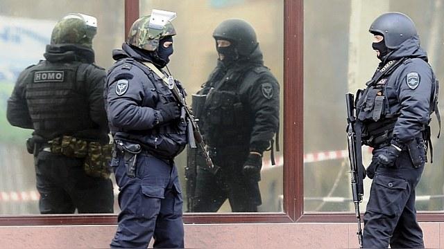 В Москве задержаны иностранцы, планировавшие теракты в праздники