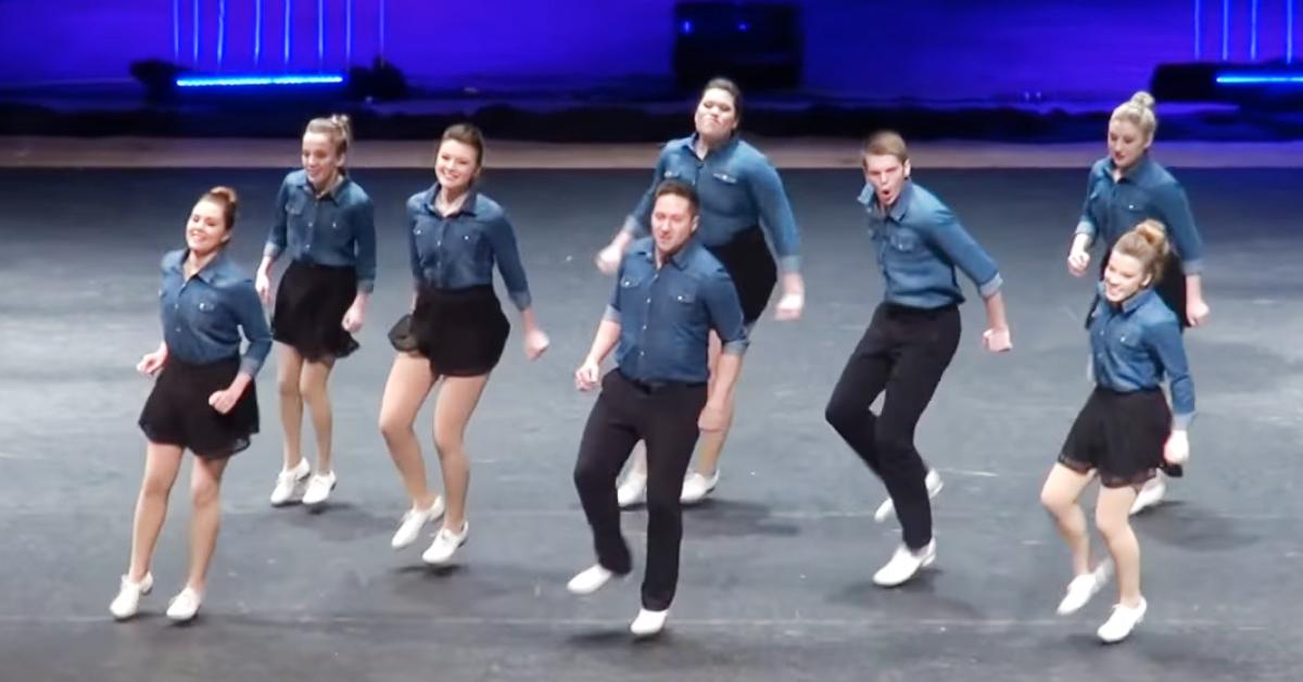 Один из лучших танцевальных …