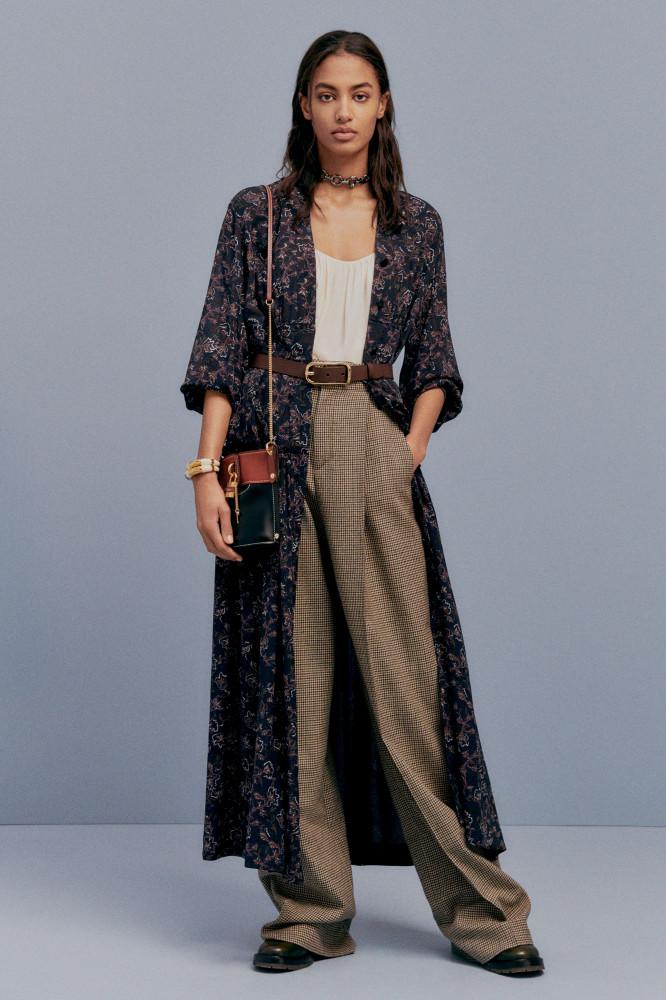 12 стильных образов из коллекции Chloé Pre-Fall 2020 chloé,коллекции,мода,мода и красота,модные тенденции