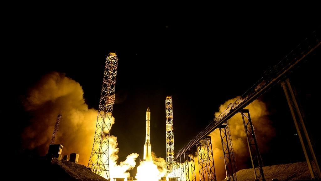 В Роскосмосе заявили о закрытии проекта «Протон»