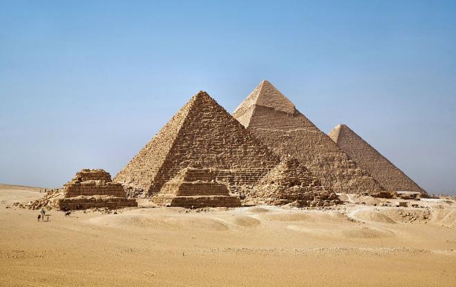 Как строили египетские пирамиды: секрет раскрыт