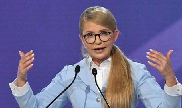 Тимошенко заявила, что будет бороться за пост президента Украины