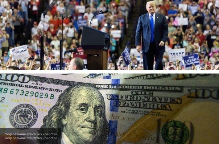Дальнейшее укрепление доллара идет вразрез с планами Трампа