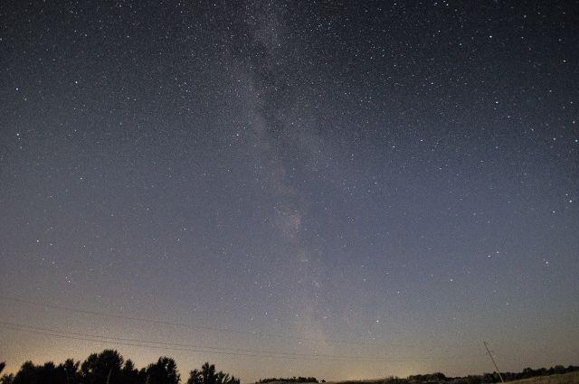 В ночь на 9 октября можно будет наблюдать метеорный поток Дракониды