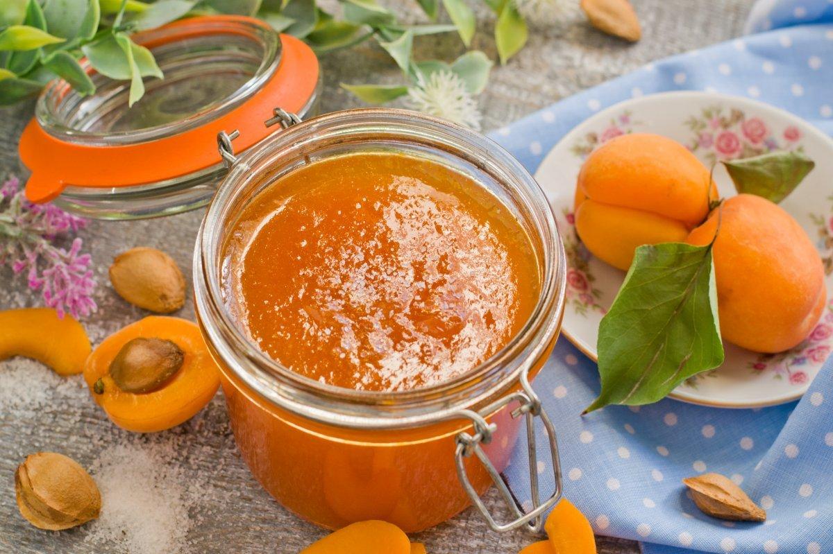 Самый легкий рецепт приготовления абрикосового джема