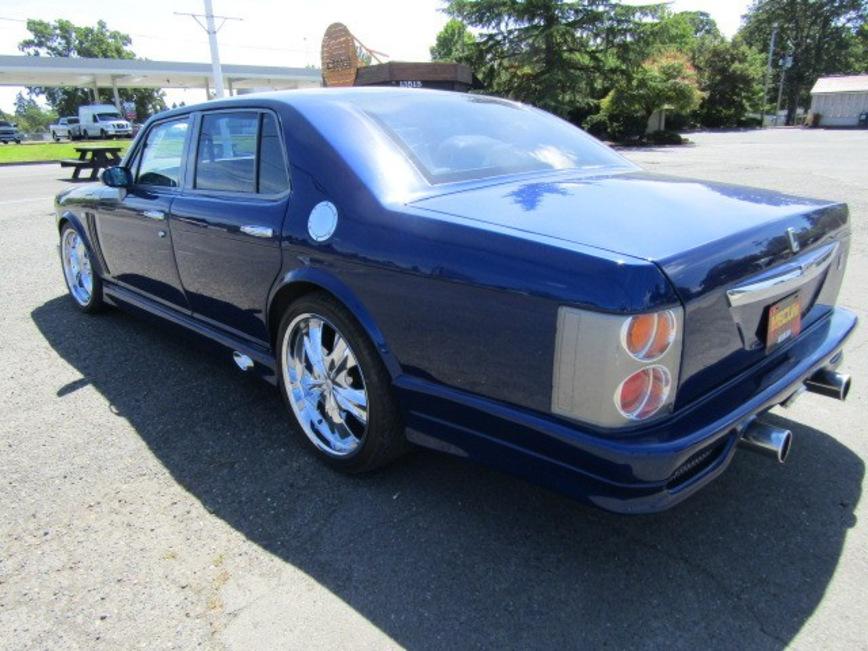 Этот нелепый Bentley Mulsanne, собранный из десятка автомобилей, принадлежал ведущему Top Gear авто,авто и мото,автоновости