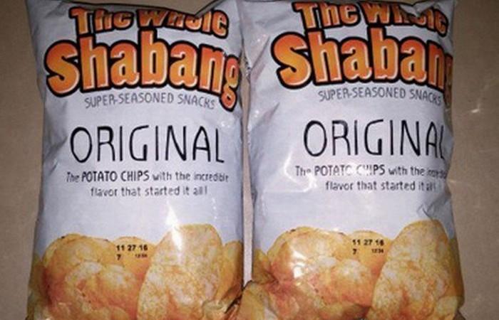 Любопытные факты о картофельных чипсах
