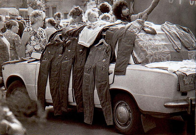 Жизнь фарцовщиков в СССР