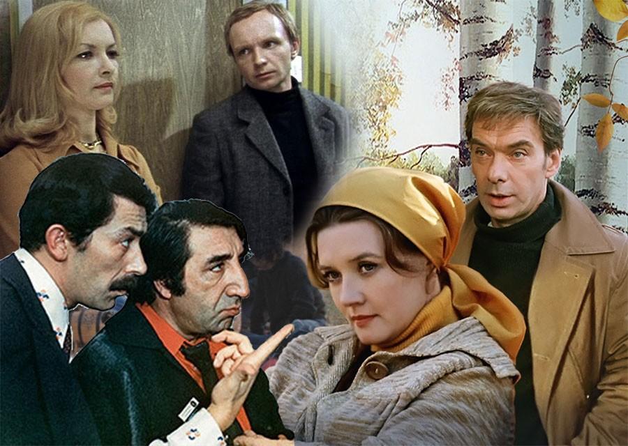 Первые названия популярных советских фильмов. Продолжение