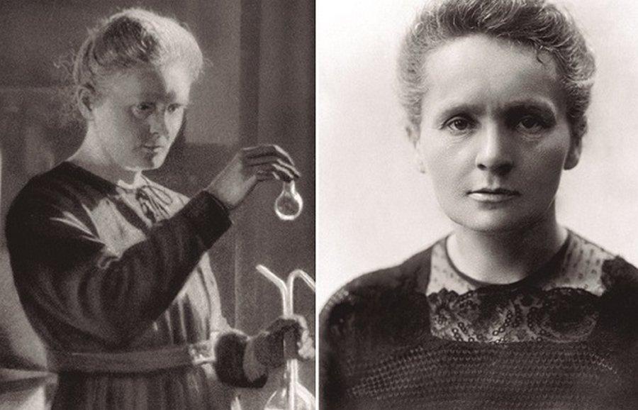 Тело и личные вещи Марии Склодовской-Кюри покоятся в свинцовом гробу