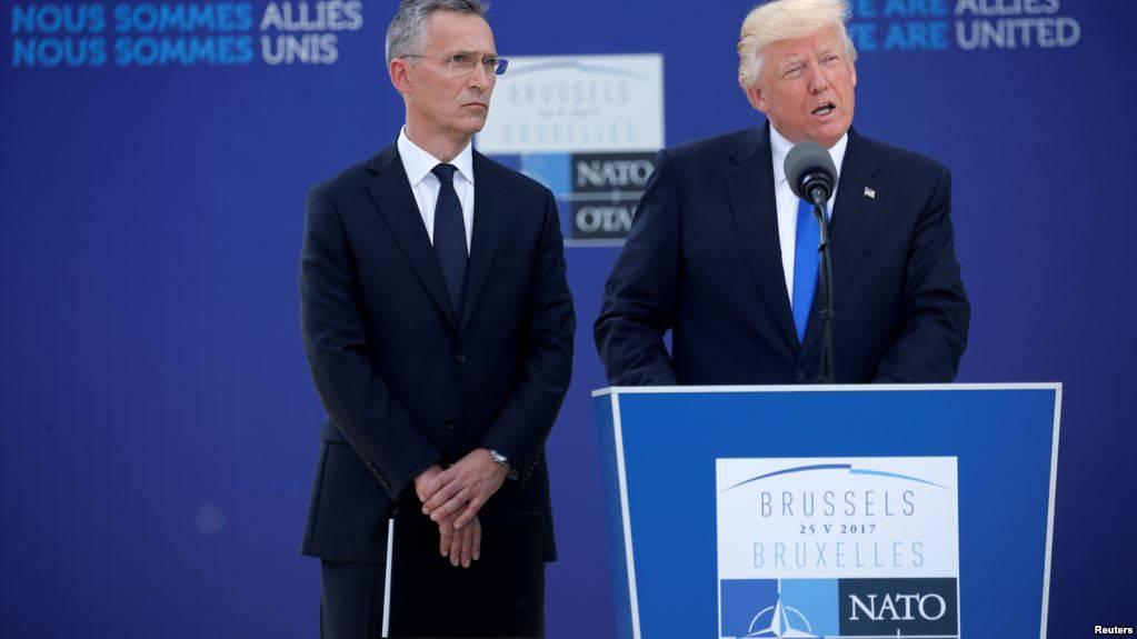 Трамп приговорил НАТО к самоуничтожению