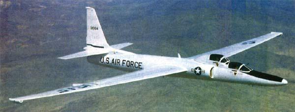 На фотографии - прототип U-2CT
